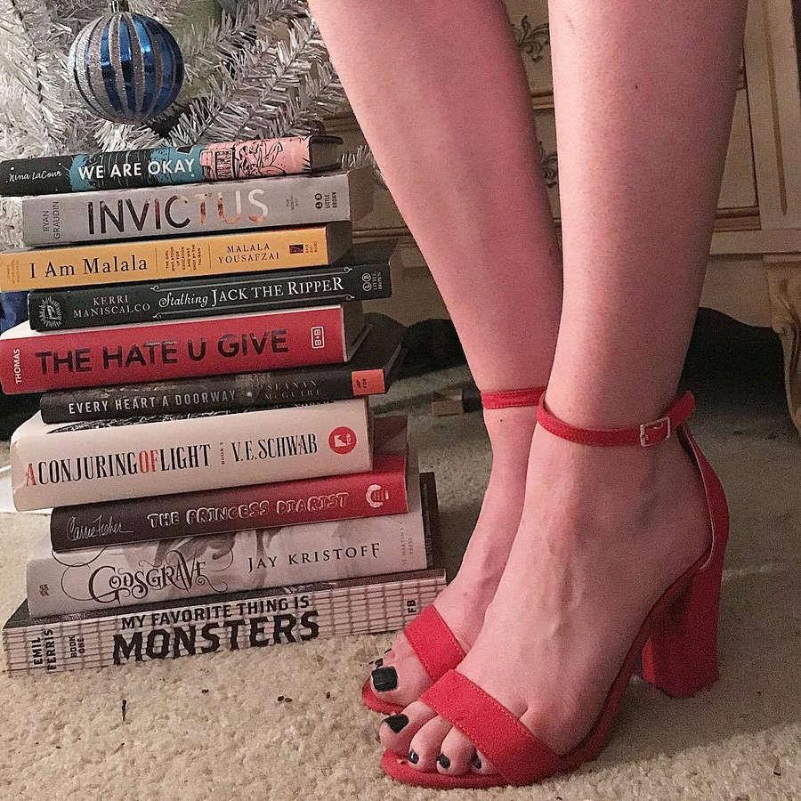 Grainne McDermott Feet