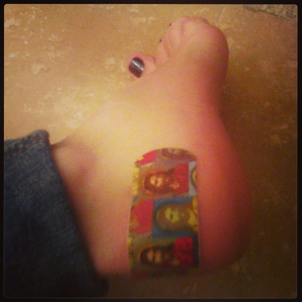 Kelly Park Feet
