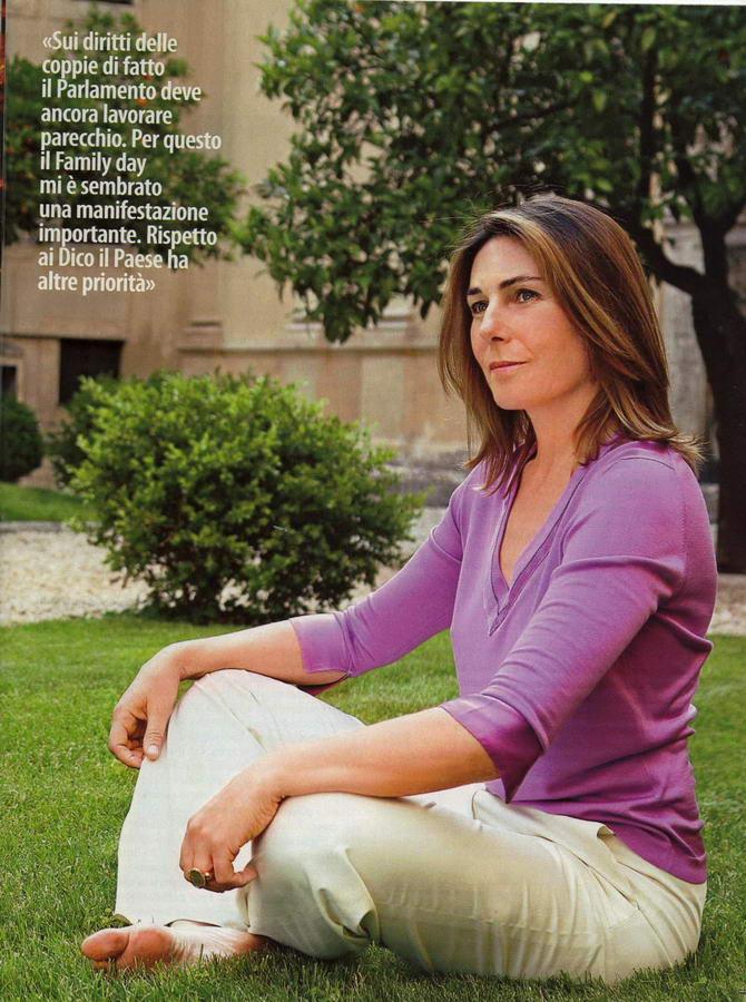 Alessandra Borghese Feet