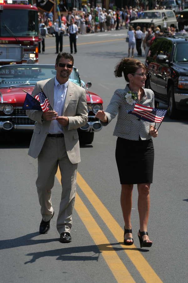 Sarah Palin Feet
