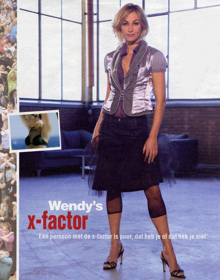 Wendy Van Dijk Feet