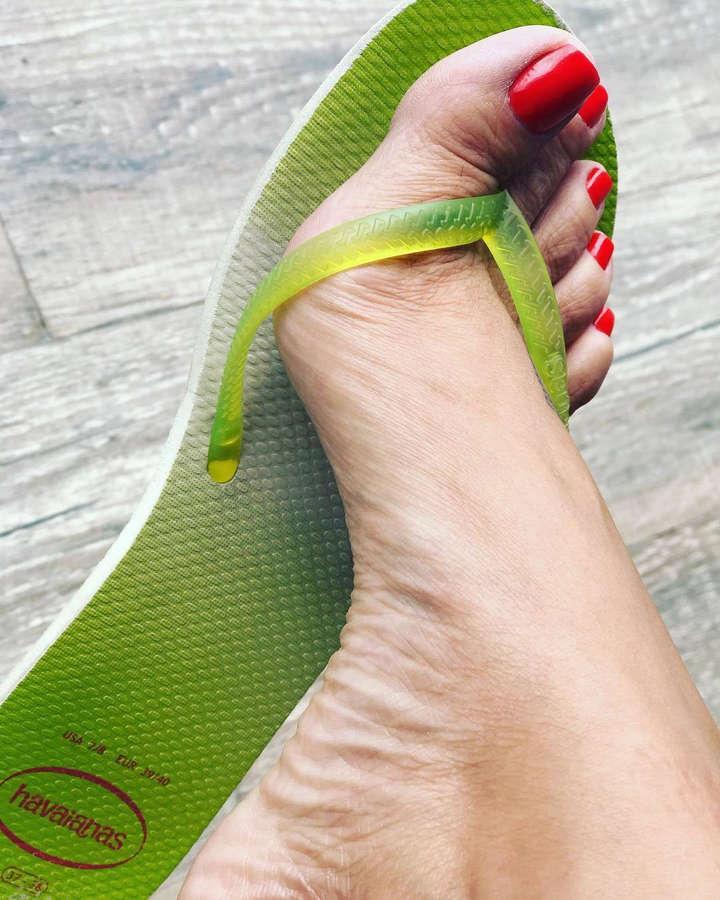 Karin Klemp Feet