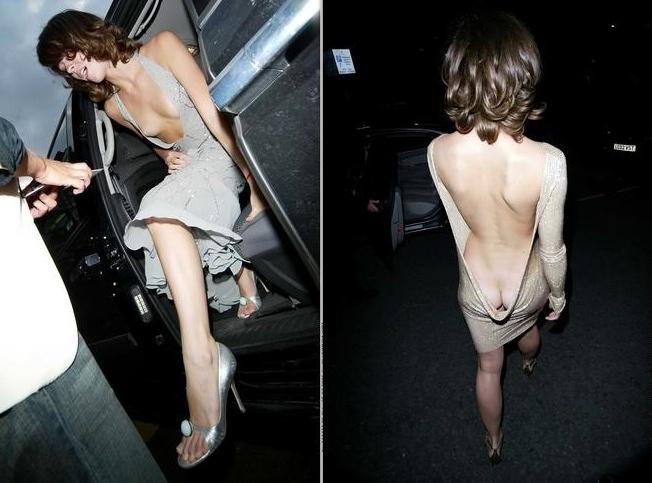 Margo Stilley Feet