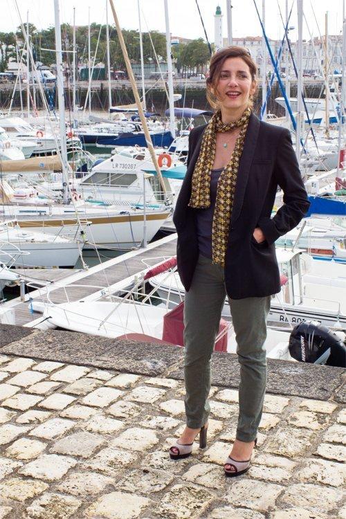 Valerie Karsenti Feet