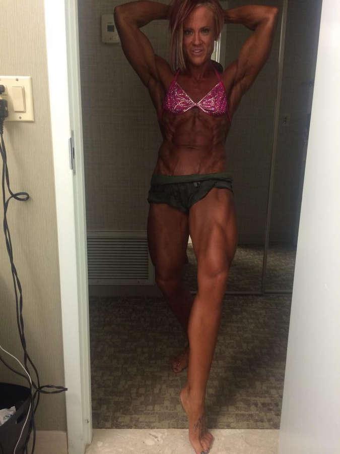 Amanda Folstad Feet