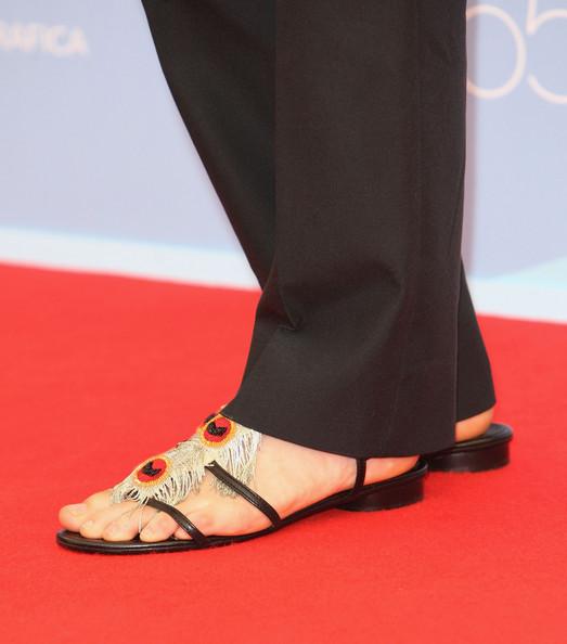 Alba Rohrwacher Feet