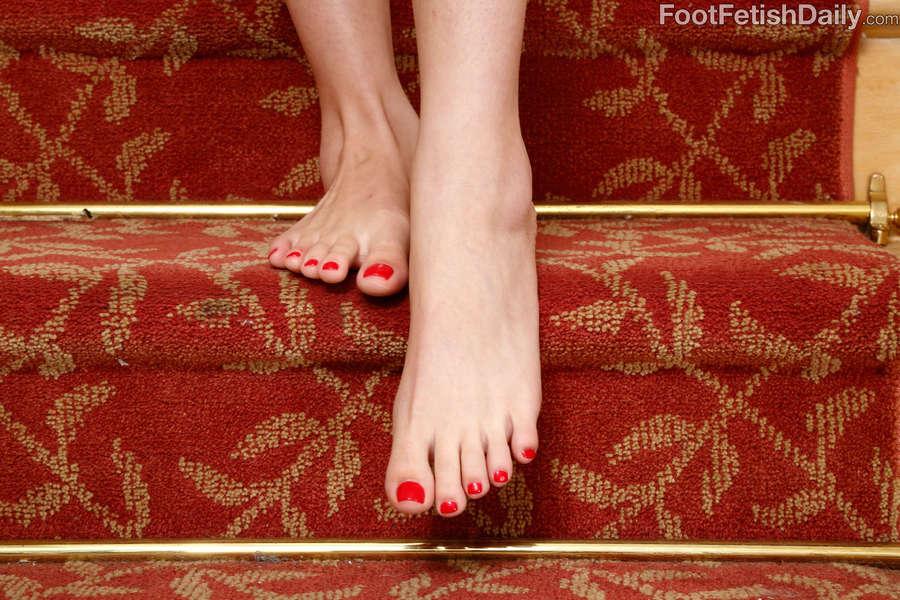 Molly Manson Feet
