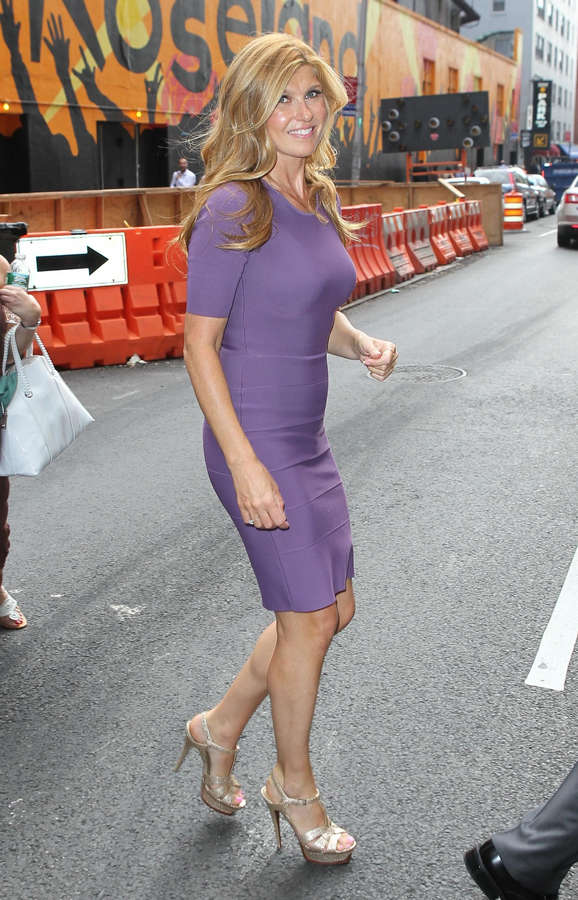 Connie Britton Feet