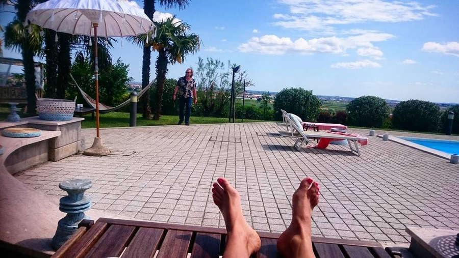 Sallie Harmsen Feet