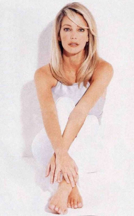 Heather Locklear Feet