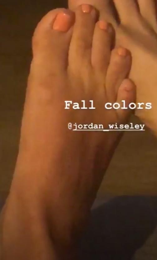 Tori Deal Feet