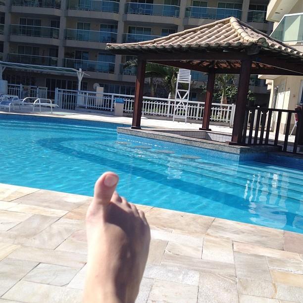 Daniela Carvalho Feet