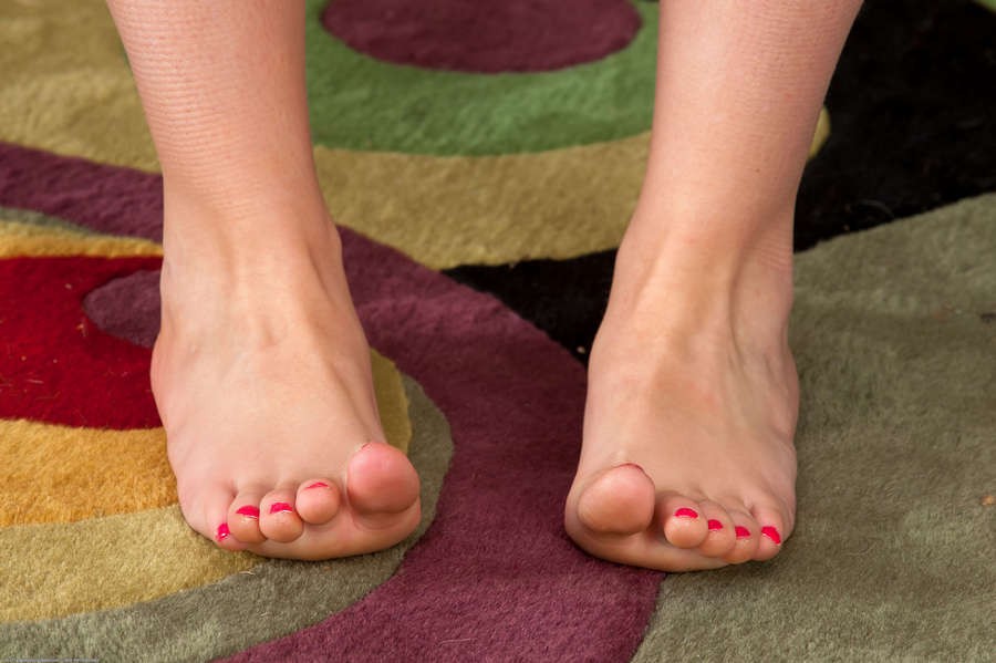 Melissa May Feet