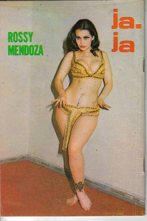 Rossy Mendoza Feet
