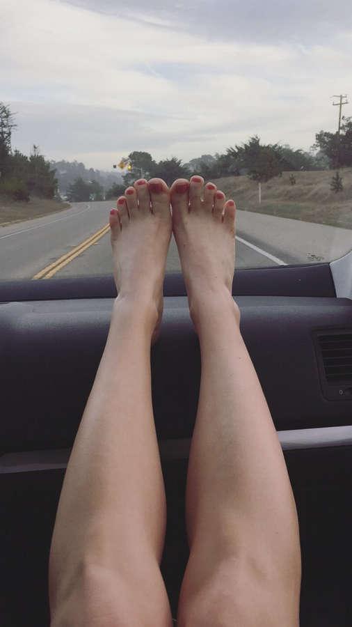 Jessica Michelle Singleton Feet