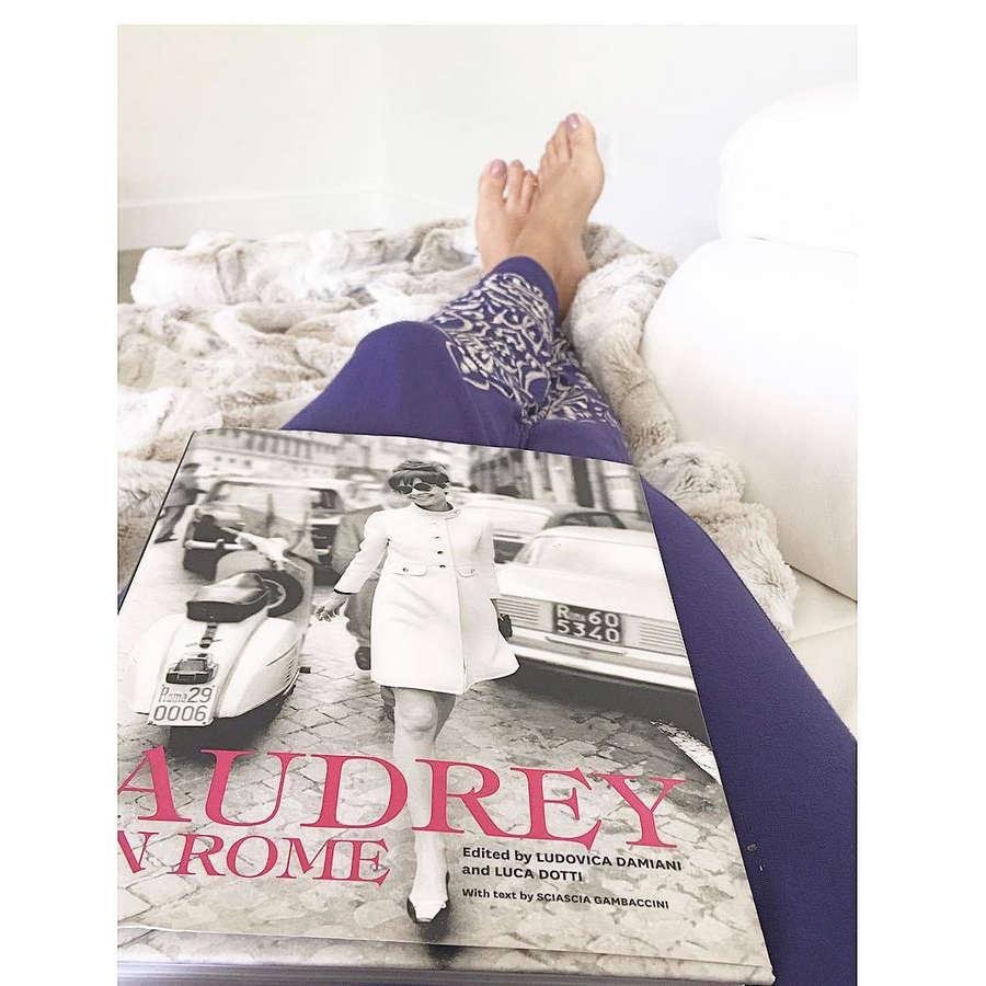 Marta Gonzalez Liriano Feet