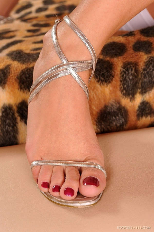 Sensual Jane Feet