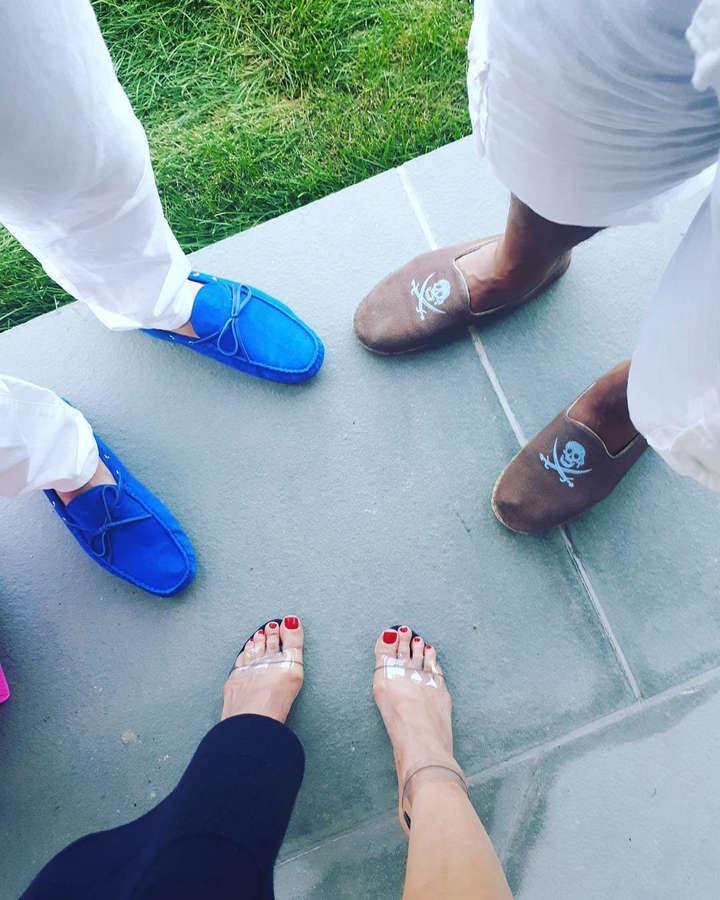 Alysha Marko Feet