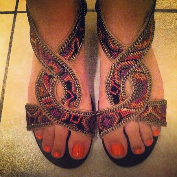 Brielle Von Hugel Feet