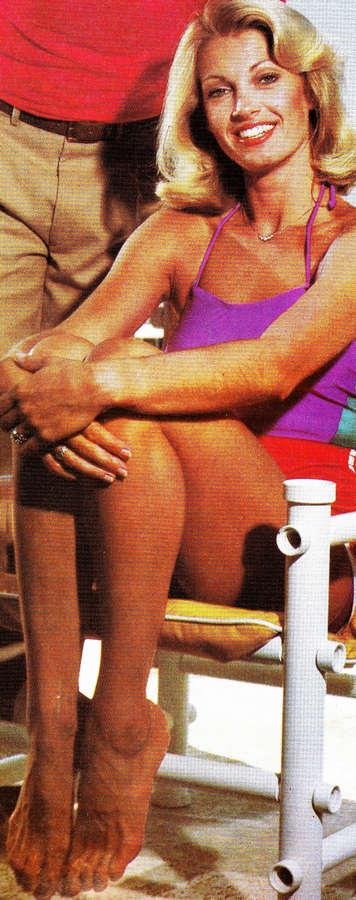 Cyndy Garvey Feet