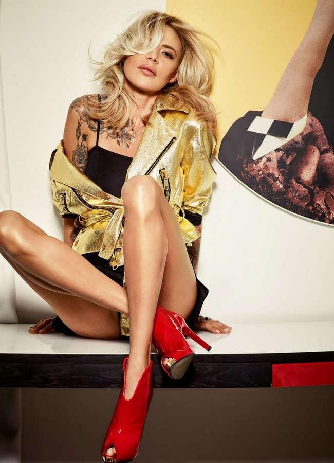 Maja Sablewska Feet