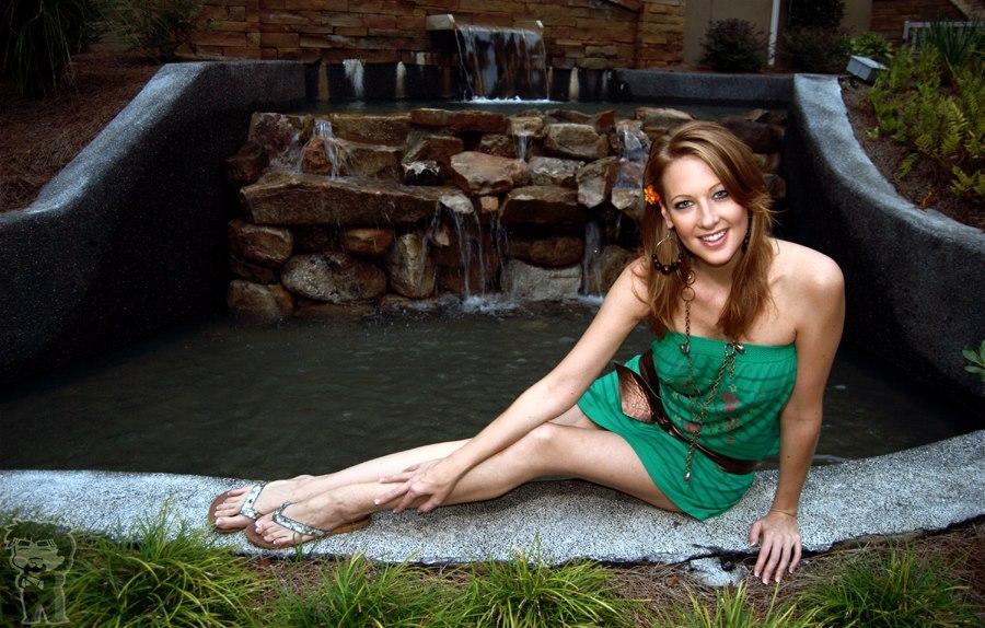 Melissa LeEllen Feet