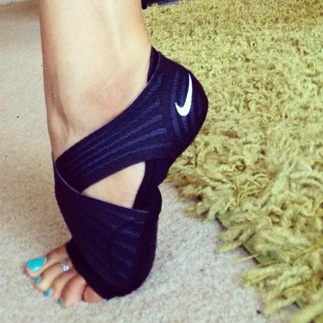 Presilah Nunez Feet