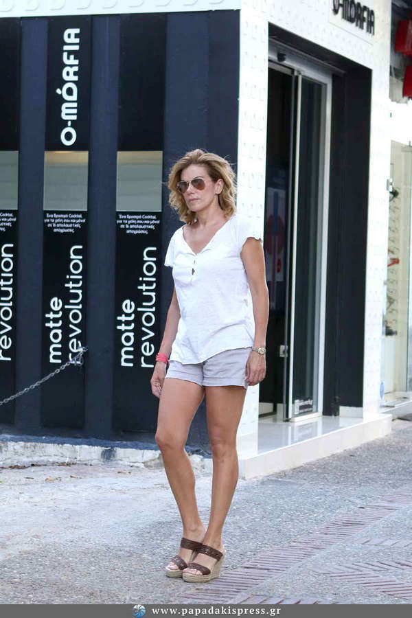 Evgenia Manolidou Feet