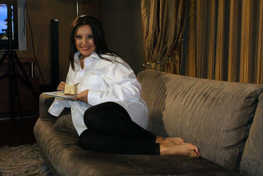 Dragana Mirkovic Feet