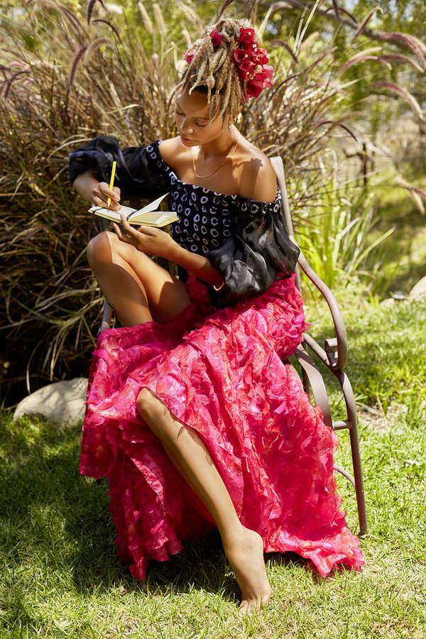 Thandie Newton Feet