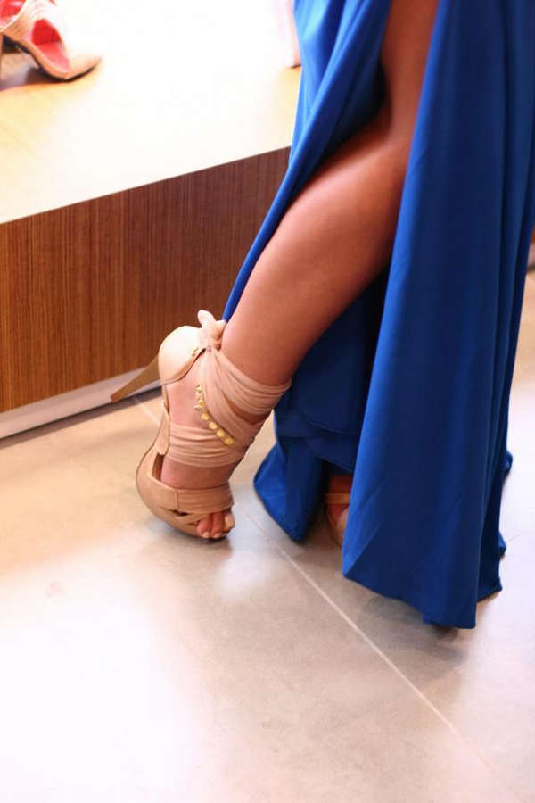 Isa Souza Feet
