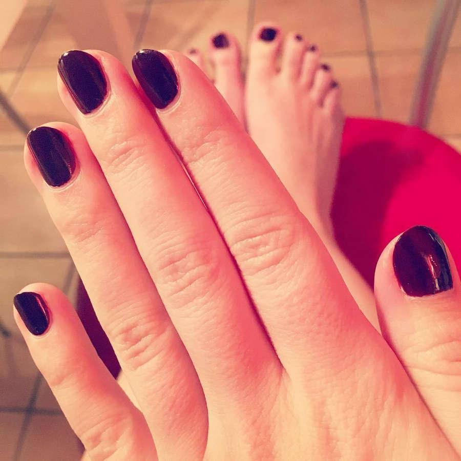 Josephine McAdam Feet