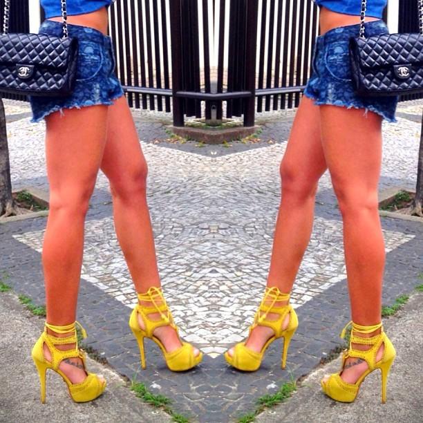 Adriana Santana Feet