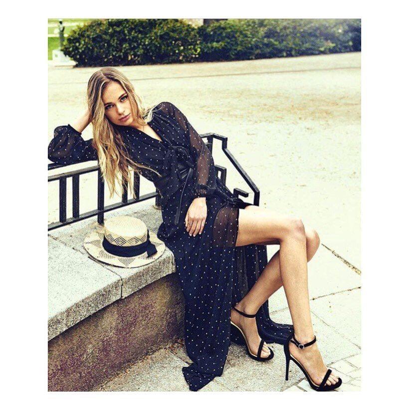 Lady Amelia Windsor Feet