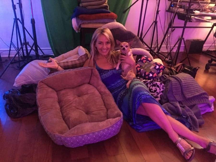 Rachel Reenstra Feet
