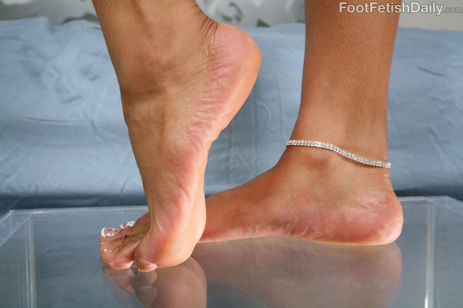 Misty Stone Feet
