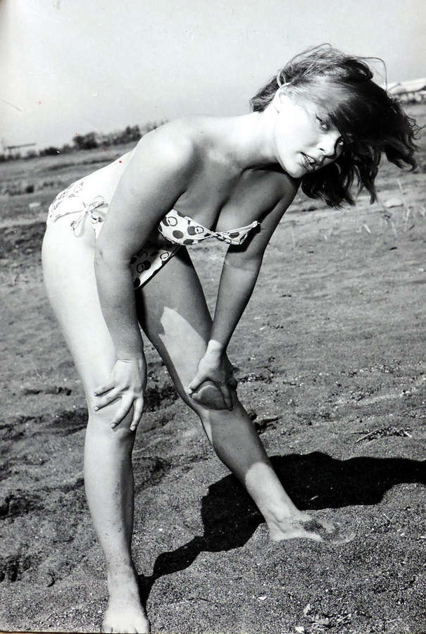Elke Sommer Feet