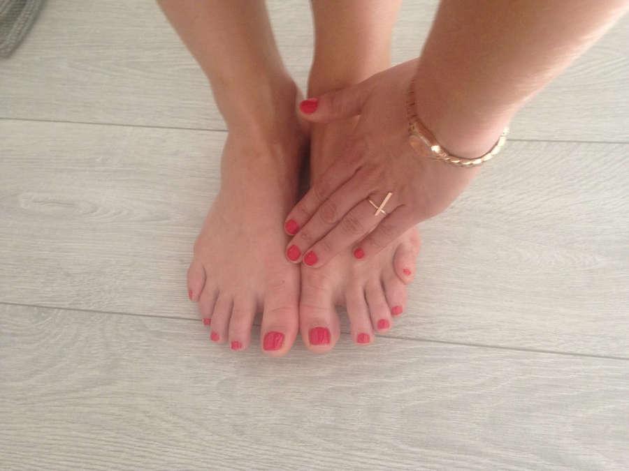 Petra Tungarden Feet