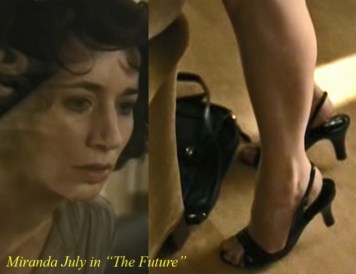 Miranda July Feet