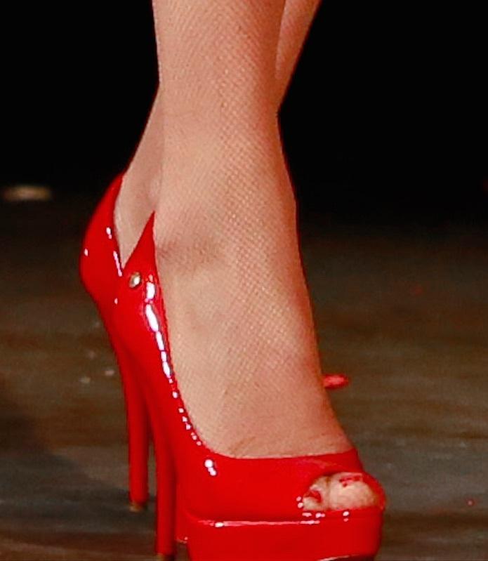 Leona Machalkova Feet