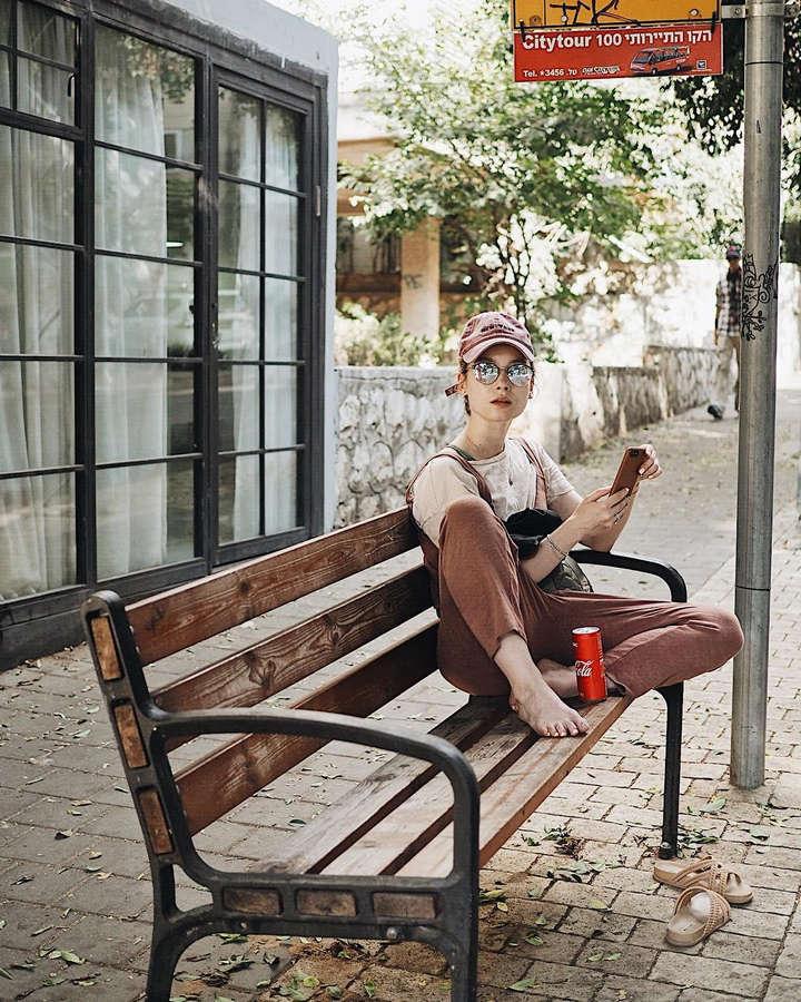 Yuliya Margulis Feet