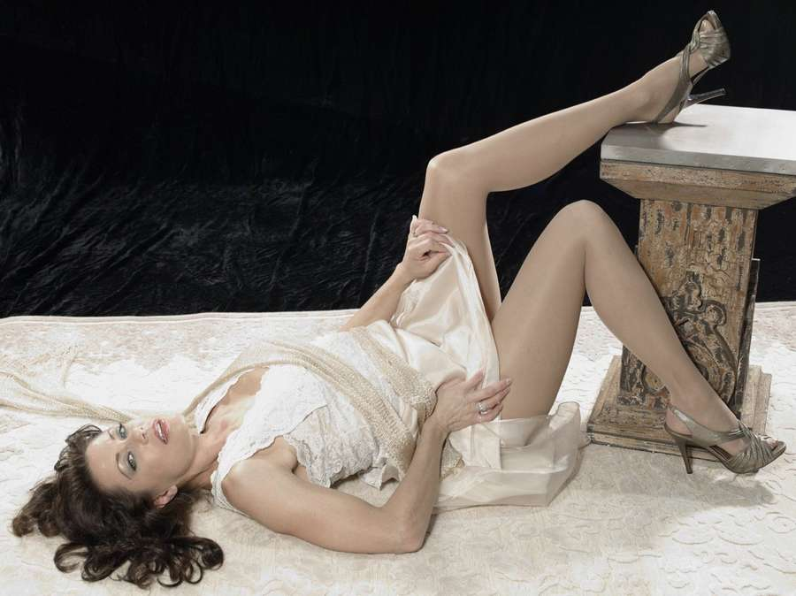 Heather Bloom Feet