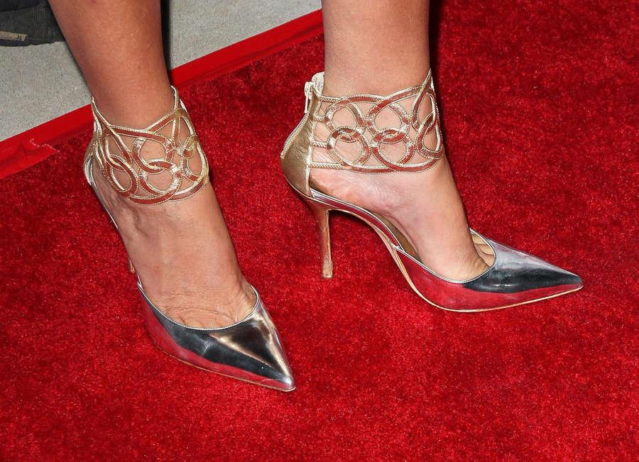Sandra Lee Feet