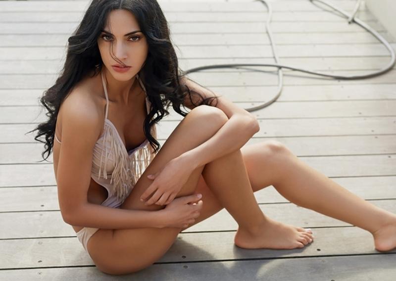 Angelina Mataliotaki Feet