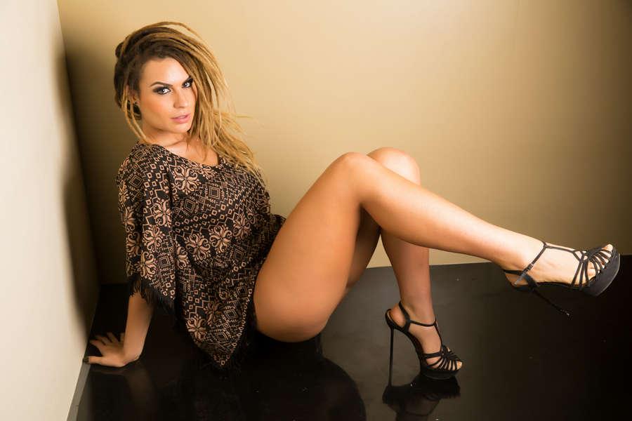 Fernanda Lacerda Feet