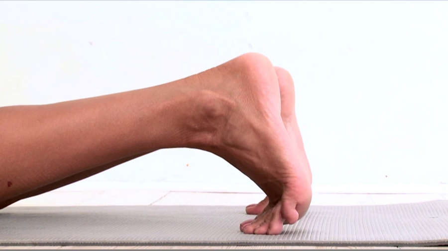 Saseline Sorensen Feet