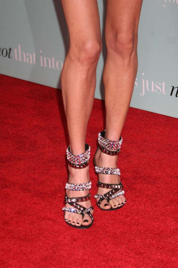 Jennifer Connelly Feet