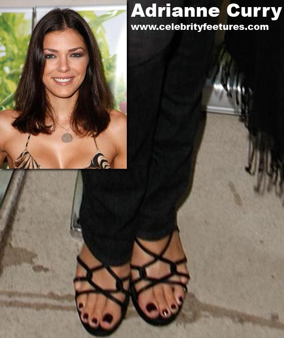 Adrianne Curry Feet