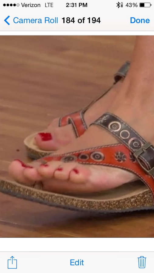 Shawn Killinger Feet