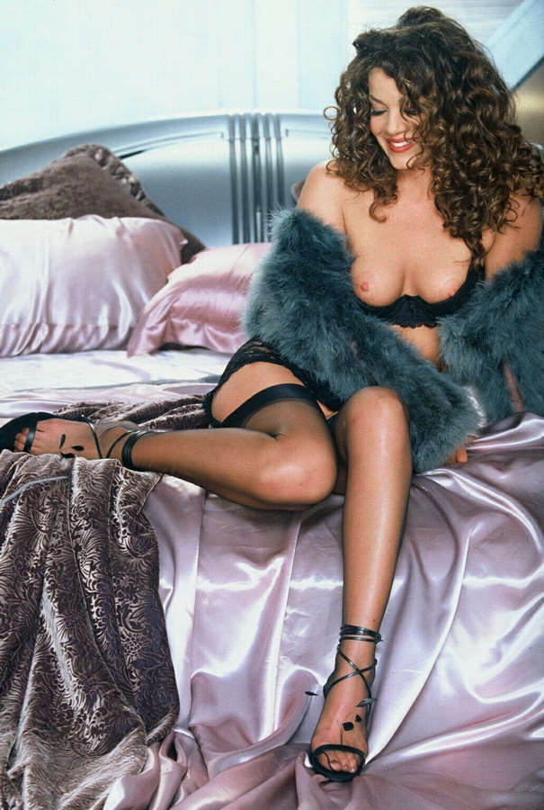 Naked Claudia Christian In The Hidden Ancensored